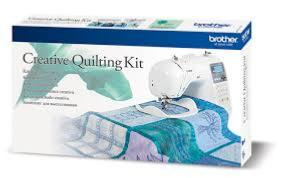 Kit Quilting BROTHER NV 10/10A/15/20LE/30/35/50/55