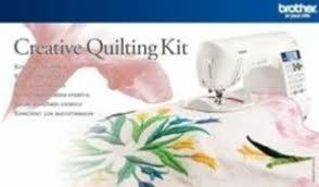 Kit Quilting BROTHER NV 100/150/350SE/550/1200/1250